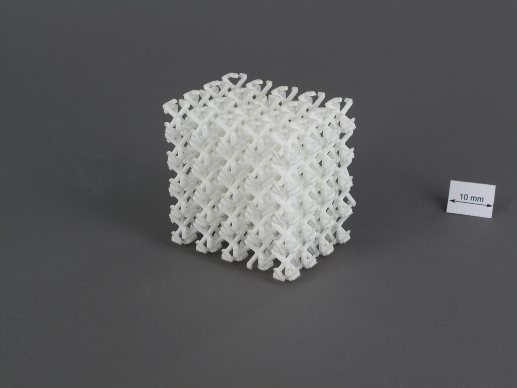 3D printed object made with netfabb by Creative Tools