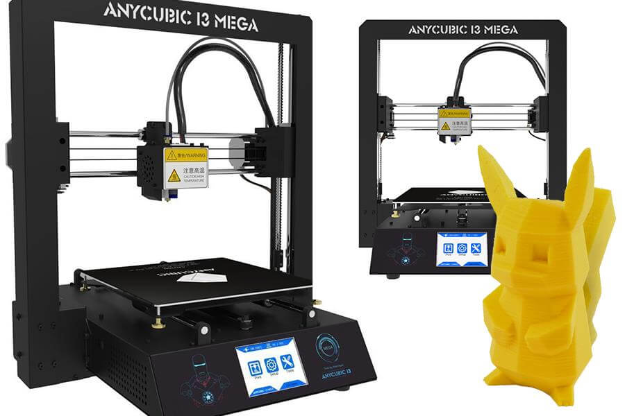 Anycubic i3 Mega 3D Printer (Reviews, Cost, Manual)