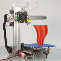CR-7 Mini 3D Printer