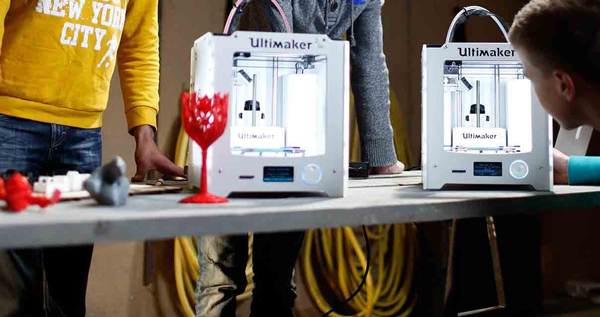 Ultimaker 2 Go #2