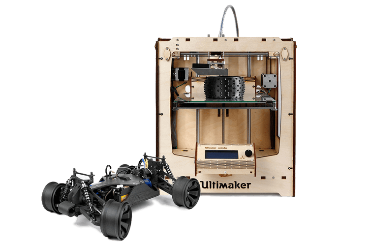 Ultimaker Original #1