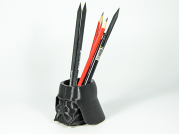 Darth Vader Pencil Holder