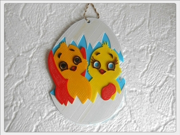 Chicklets Pendant