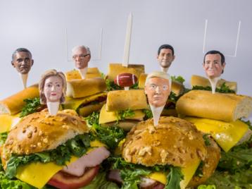 Political Sandwich Pricks