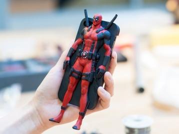 Deadpool iphone case