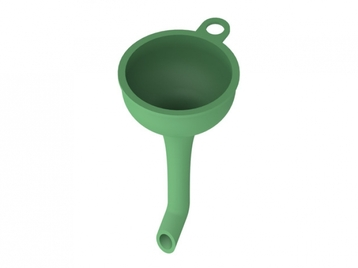 Funnel with 45 Degree tip