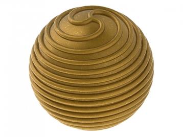 Spiraled Sphere