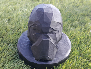 Low Poly Kylo Ren