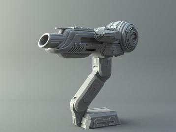 Predator Shoulder Cannon