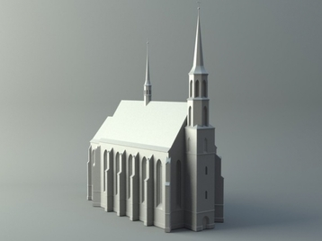 Church of St. Catherine (CZ, Prague)