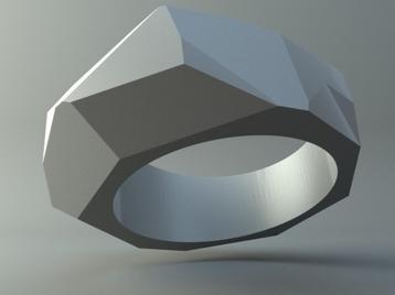 Ring - Cubistic